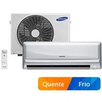 Ar-Condicionado Split Samsung 24000 BTUs - Quente/Frio Max Plus AR24HPSUAWQ/AZ