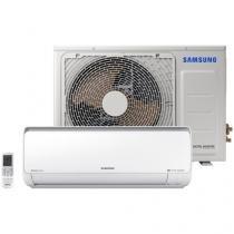 Ar-condicionado Split Samsung Inverter 12.000 BTUs - Quente/Frio Filtro Full HD AR12MSSPBGMNAZ