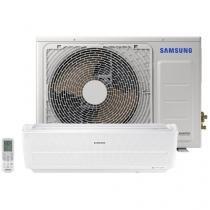 Ar-condicionado Split Samsung Inverter 12.000BTUs - Quente/Frio Wind Free AR12NSPXBWKNAZ