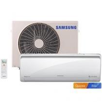 Ar-Condicionado Split Samsung Inverter 12000 BTUs - Quente/Frio AR12HSSPASN/AZ