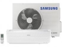 Ar-condicionado Split Samsung Inverter 22.000 BTUs - Quente/Frio Wind Free AR24NSPXBWKNAZ