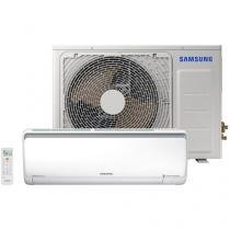 Ar-Condicionado Split Samsung Inverter 24.000 BTUs - Quente/Frio Filtro Full HD Digital AR24KSSPASN/AZ