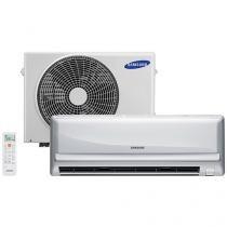 Ar Condicionado Split Samsung Max Plus 24.000 BTUs - Frio Filtro Full HD Virus Doctor AR12HCSUAWQ/AZ