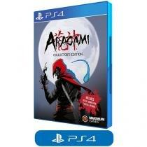Aragami Collectors Edition para PS4 - Maximum Games