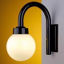 Arandela Solarium 211 Globo de Polietileno - Ideal Iluminação