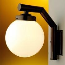 Arandela Solarium 215 Globo de Polietileno - Ideal Iluminação