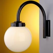 Arandela Solarium 221 Globo de Polietileno - Ideal Iluminação