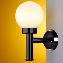 Arandela Solarium 273 Globo de Polietileno - Ideal iluminação