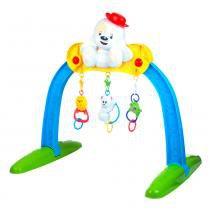 Arco De Atividades Baby Gym Pet Calesita Branco - Calesita