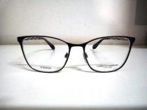93b03ad29a161 Armação Óculos De Grau Carolina Herrera Vhn048s Col.0304 -