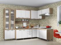 Armário de Cozinha Aéreo Toscana 2 Portas - Multimóveis