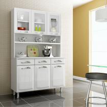 Armário de Cozinha em Aço Itatiaia Premium I3GD-120 - Itatiaia