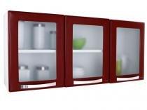 Armário de Cozinha Triplo Itatiaia Itanew - 3 Portas Aço