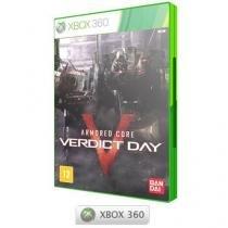 Armored Core: Verdict Day para Xbox 360 - Bandai