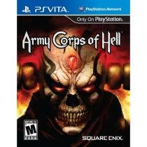 Army corps of hell - ps vita - Sony