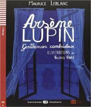 Arsene Lupin - Niveau 1 - Avec Cd Audio - Hub editorial