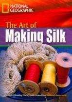 Art of making silk, the - with multi-rom - american english - level 4 - 1600 b1 - 9781424022847 - Cengage elt