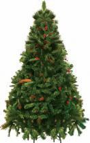 Árvore de Natal Decoração Alpina 180 Cm - Comprenet