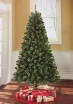 Árvore de Natal Pinheiro 1,80 M 180 cm com Glitter 450 Galhos - Christmas