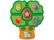 Árvore Educativa 16 Peças Calesita - 813