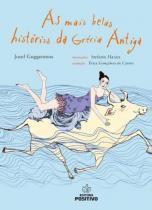 As mais belas historias da grecia antiga - Positivo - livros