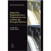 Aspectos regulatorios e financeiros nos leiloes - Synergia