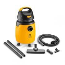 Aspirador de Água e Pó ElectroluxProfissional, Amarelo, GT3000, 20 litros, Saco para pó, 127V - Electrolux