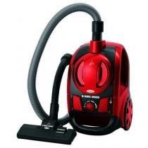 Aspirador de Pó AP4000 1600W 127v com Filtro Hepa e Dispensa o Uso de Saco Coletor - BlackDecker - Black  Decker