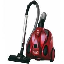 Aspirador de Pó Black&Decker 1400W com Filtro HEPA - Power Cleaning A4V-BR