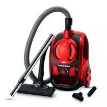 Aspirador de Pó Black  Decker Ciclônico AP4000, Vermelho, Capacidade de 3 Litros, Filtro HEPA, 110V - Black  Decker