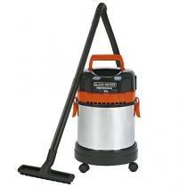 Aspirador de Pó e Água Black&Decker 1400W - com Filtro HEPA AP4850