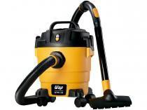 Aspirador de Pó e Água Wap 1400W GTW 10 - Amarelo e Preto
