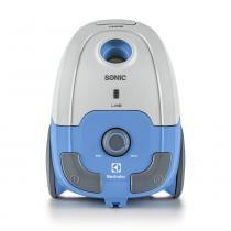 Aspirador de Pó Electrolux Sonic SON01 Azul e Cinza Claro 127V - Electrolux