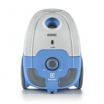 Aspirador de Pó Electrolux Sonic SON01 Azul e Cinza Claro 220V - Electrolux