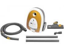 Aspirador de Pó Portátil Wap 1600W - Ambiance Turbo Branco e Amarelo