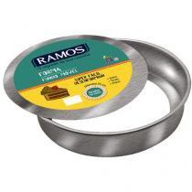 Assadeira Alumínio Ramos Redonda  - 36