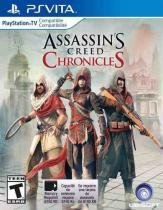 Assassins Creed Chronicles - PSVita - Ubisoft