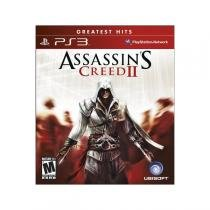 Assassins creed ii - ps3 - Sony