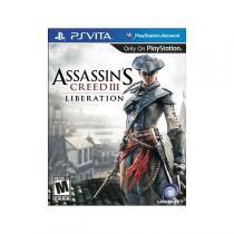 Assassins creed iii liberation - ps vita - Sony