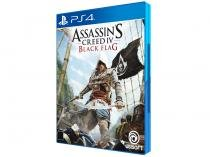 Assassins Creed IV Black Flag para PS4 - Ubisoft