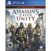 Assassins creed unity: limited edition - ps4 - Sony