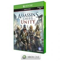 Assassins Creed Unity - Signature Edition - para Xbox One Ubisoft
