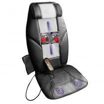 Assento Shiatsu Com Aquecimento Relaxante RM-AS2606 - Relaxmedic - Relaxmedic