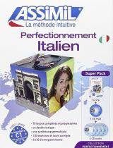 Assimil superpack perfectionnement italien - Assimil - france