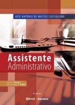 Assistente administrativo - Erica