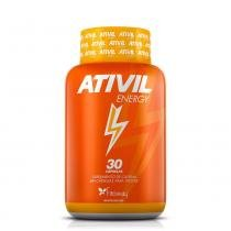 ATIVIL ENERGY FITOWAY CAFEÍNA 105mg - 30 CAPS -
