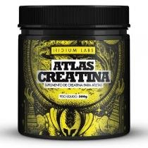 Atlas Creatina - 300G - Iridium Labs -