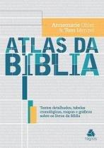 Atlas da biblia - Hagnos