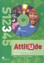 Attitude 3 - Dvd Activity Book - Macmillan do brasil