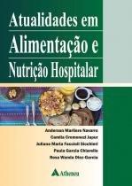 Atualidades Em Alimentacao E Nutricao Hospitalar - Atheneu - 1